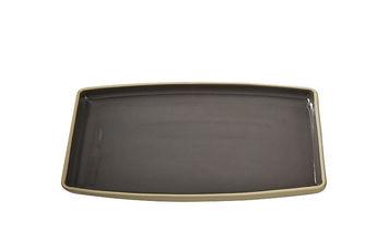 kleine graue Servierplatte von Pampered Chef®
