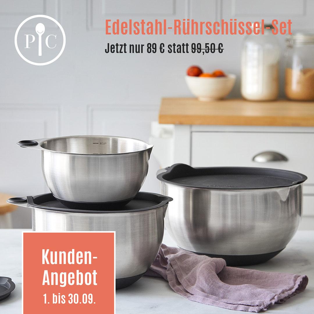 Rührschüsseln Angebot im September von Pampered Chef®