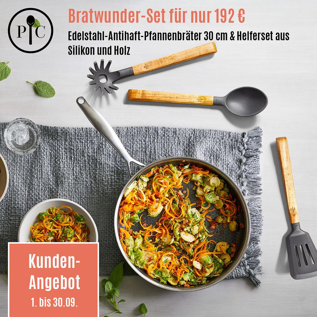 Bratwunder-Set Angebot im September von Pampered Chef®