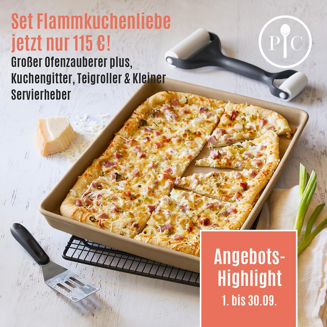 Flammkuchenliebe Angebot im September von Pampered Chef®