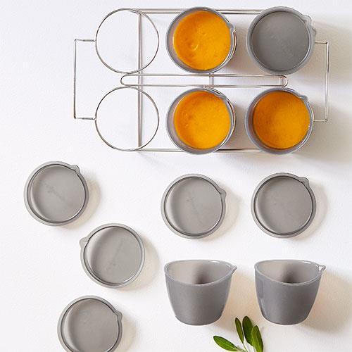 Tiefkühlbecher und Gestell-set von Pampered Chef®