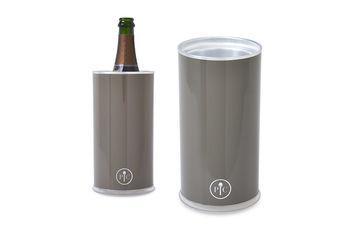 Champagnerkühler in grau von Pampered Chef®