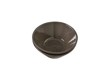 2 kleine graue Servierschüsseln von Pampered Chef®
