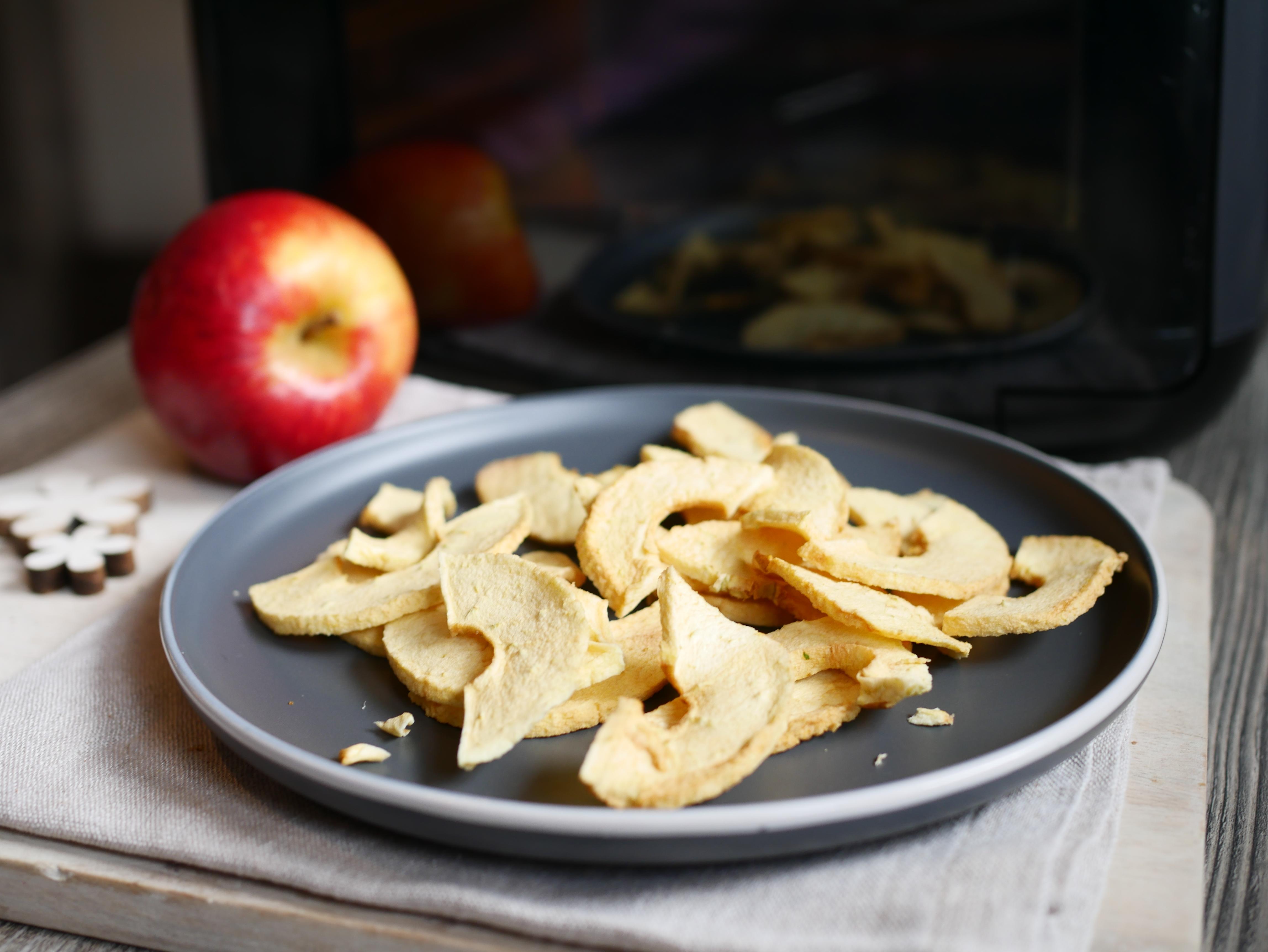 Rezept Apfelchips aus dem Air Fryer von Pampered Chef®