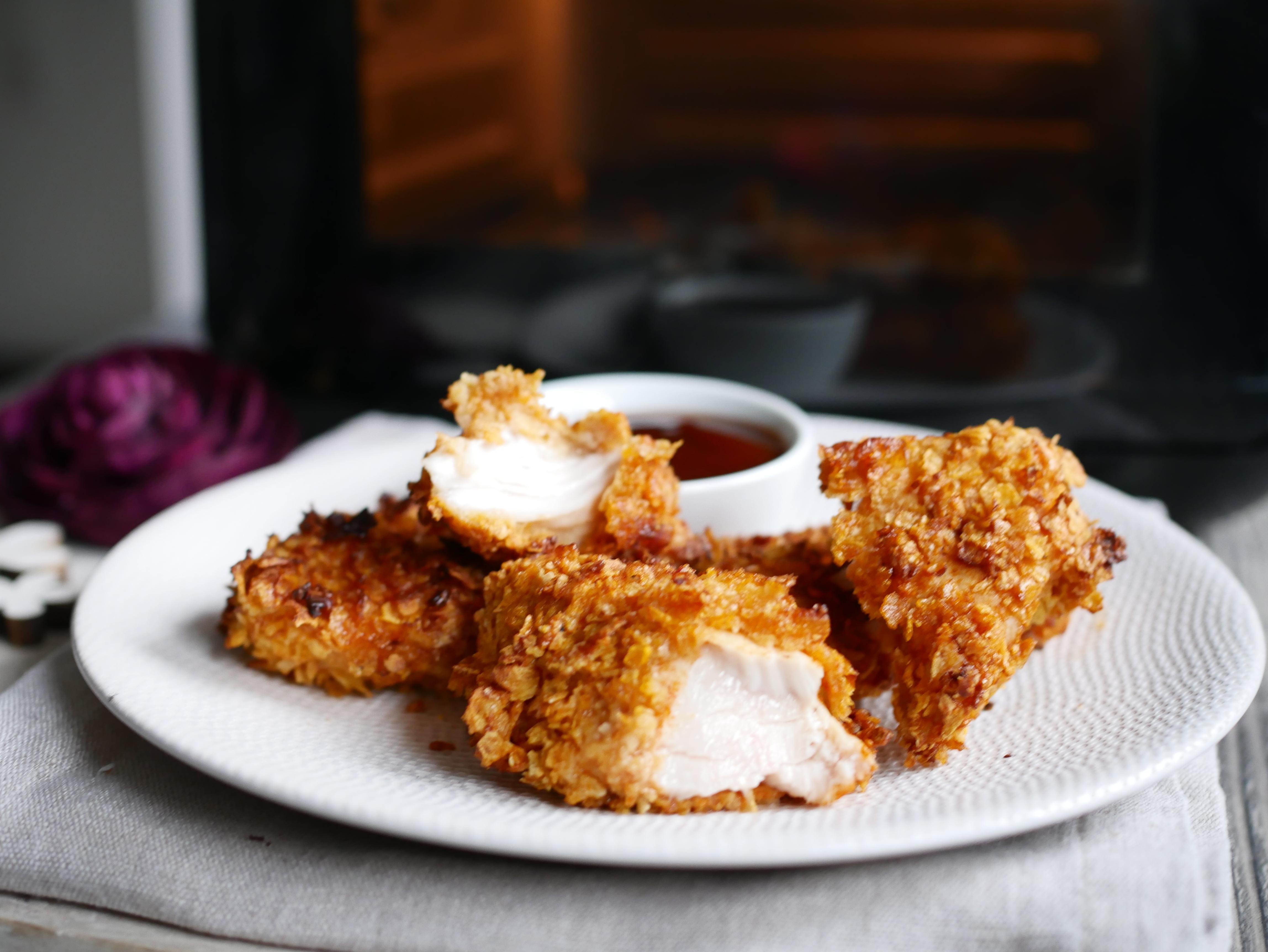 Chicken Nuggets Rezept aus dem Air Fryer von Pampered Chef®