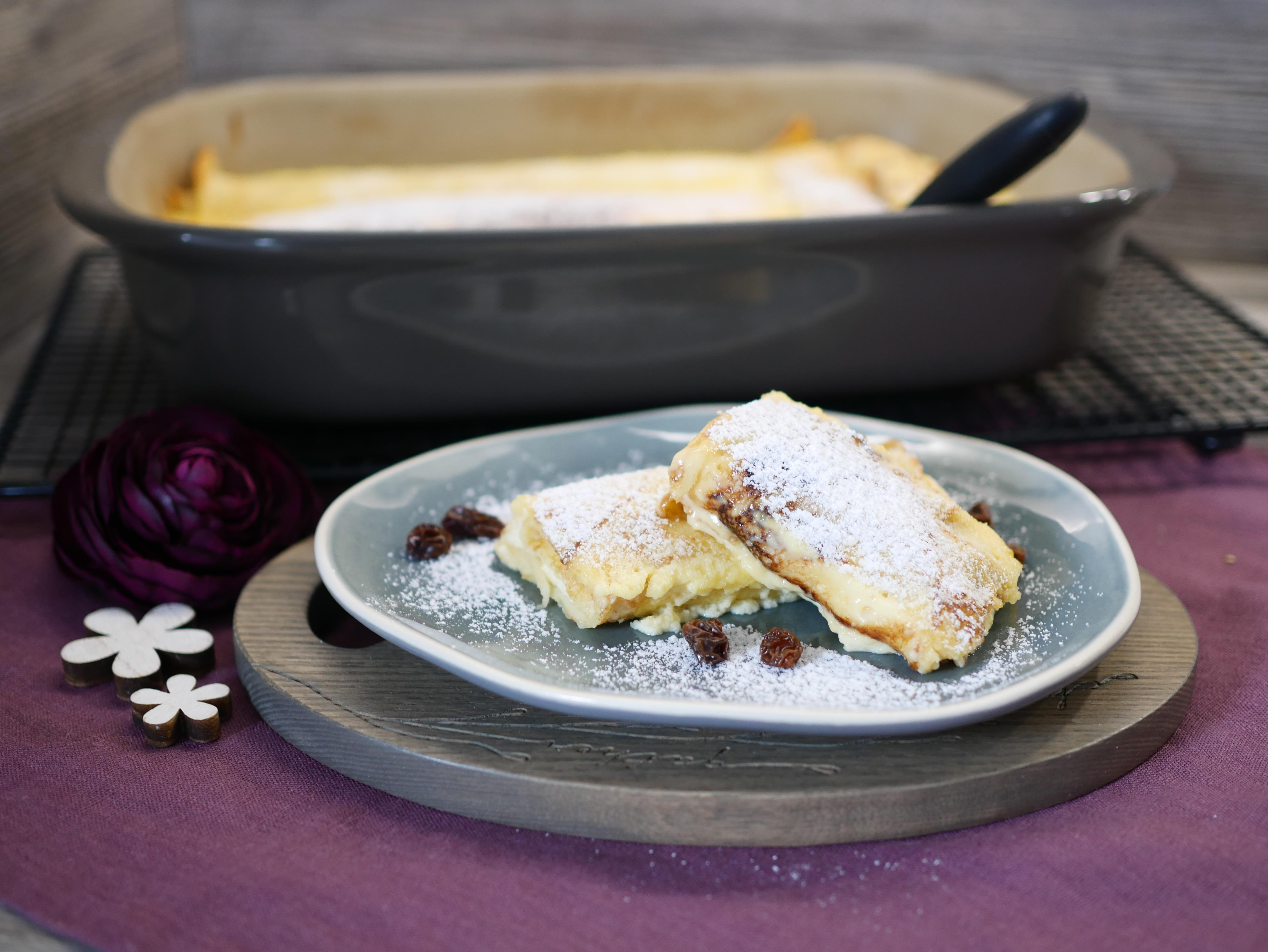 Topfen-Palatschinken Rezept aus der Ofenhexe® von Pampered Chef®